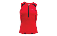Zoot Men's Performance Tri Tank zoot red/black